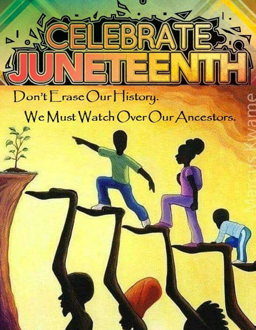 Celebrate Juneteenth